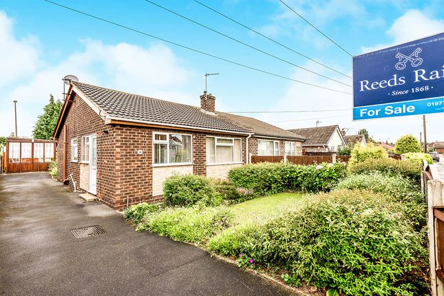 Thumbnail Bungalow for sale in Ashbourne Drive, Pontefract