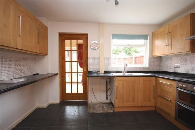Kitchen of Kiln Croft, Chorley, Lancashire PR6