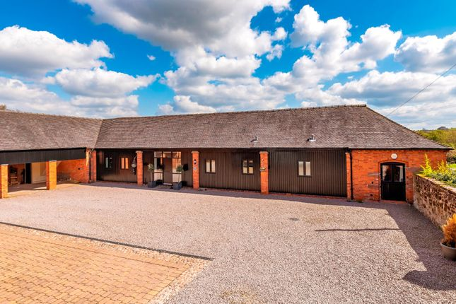 5 bed barn conversion for sale in Coley Mill Barns, Coley Lane, Newport TF10