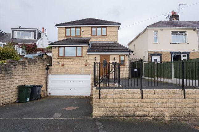 Thumbnail Detached house for sale in Moorside Road, Eccleshill, Bradford