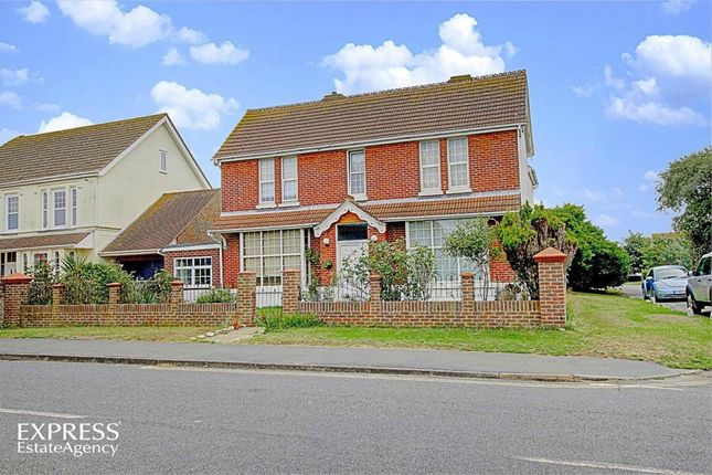 Thumbnail Detached house for sale in Hillfield Road, Selsey, Chichester, West Sussex
