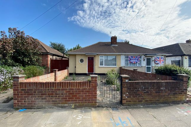 2 bed semi-detached bungalow for sale in Douglas Crescent, Hayes, Middlesex UB4