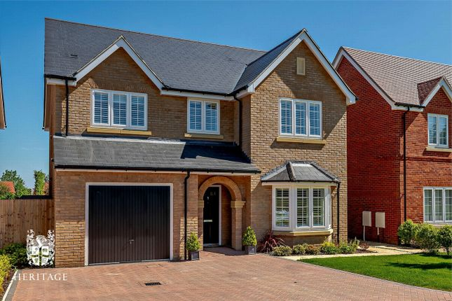 4 bed detached house for sale in Hobbs Way, Earls Colne, Essex CO6