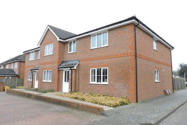 Thumbnail Flat to rent in Dundee Gardens, Basingstoke