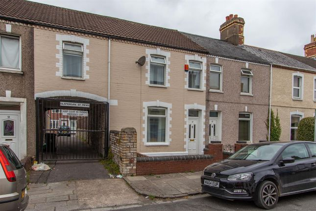 3 bed terraced house to rent in Glamorgan Street, Canton, Cardiff CF5