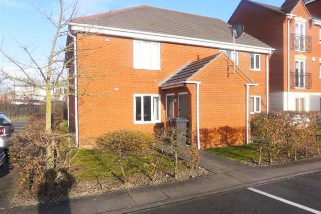 Thumbnail Flat for sale in Barbel Drive, Wolverhampton