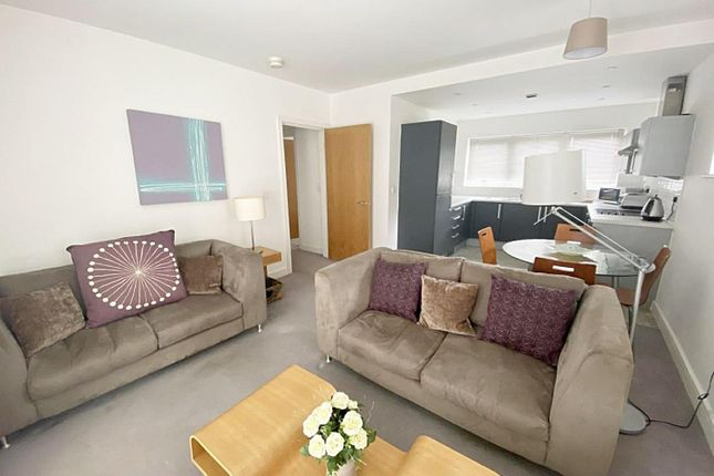 Thumbnail Flat for sale in Montmano Drive, Didsbury Point, Manchester