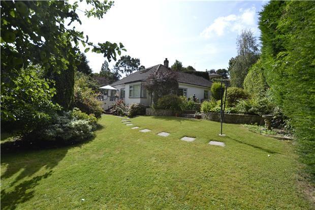 Thumbnail Detached bungalow for sale in Rectory Gardens, Bristol