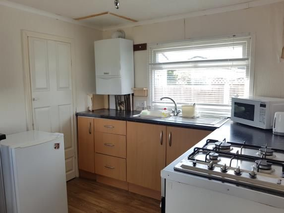 Kitchen of Three Star Park, Bedford Road, Lower Stondon, Henlow SG16