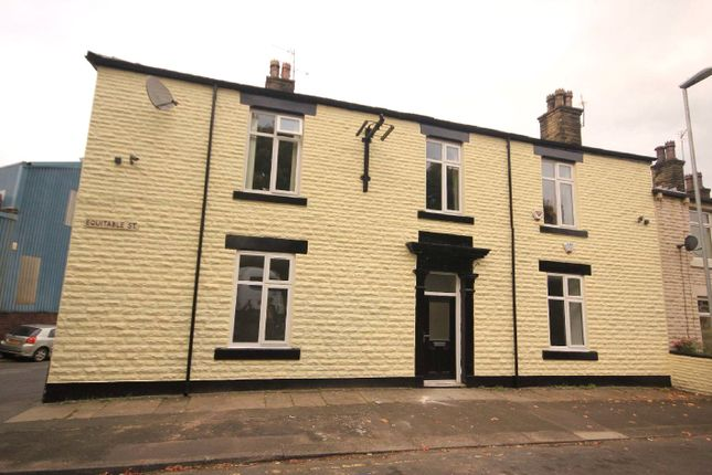 Thumbnail Flat to rent in Equitable Street, Milnrow, Rochdale, Greater Manchester