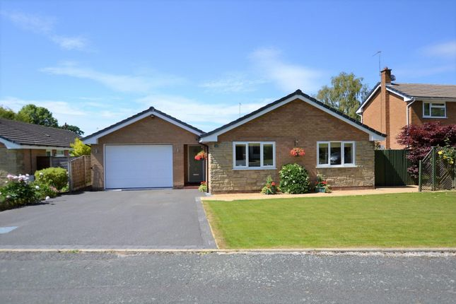 Thumbnail Detached bungalow for sale in Willow Lane, Goostrey, Crewe