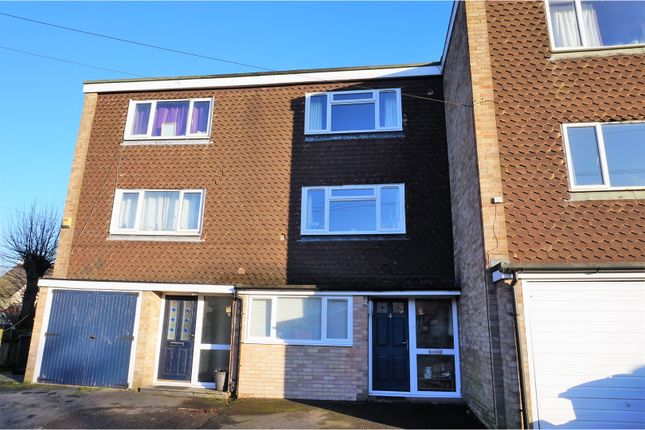 Thumbnail Terraced house for sale in Old Newtown Road, Newbury
