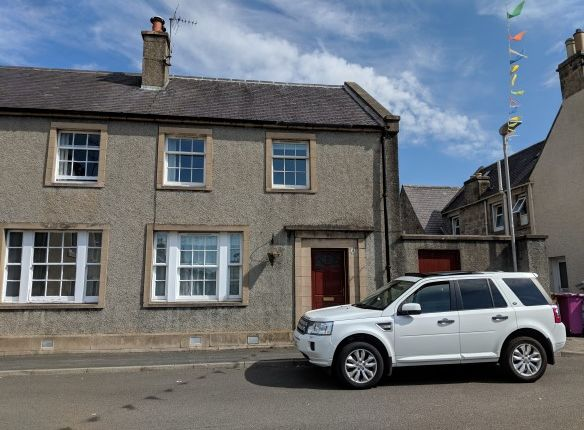 Thumbnail Flat to rent in No 4 The Square, Fochabers