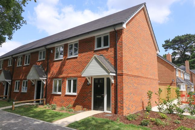 Thumbnail End terrace house for sale in St. Johns Road, Hedge End, Southampton