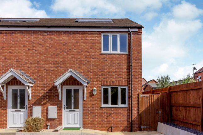 Thumbnail Semi-detached house for sale in Carters View, Lower Quinton, Stratford-Upon-Avon, Warwickshire
