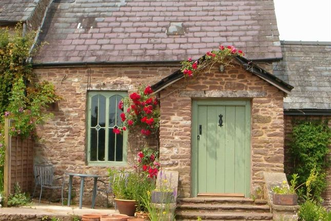 Thumbnail Cottage to rent in Birchill Farm, Skenfrith, Monmouthshire