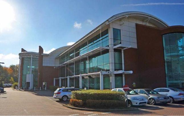 Thumbnail Office to let in Unit 1200, Daresbury Park, Daresbury, Warrington, Cheshire