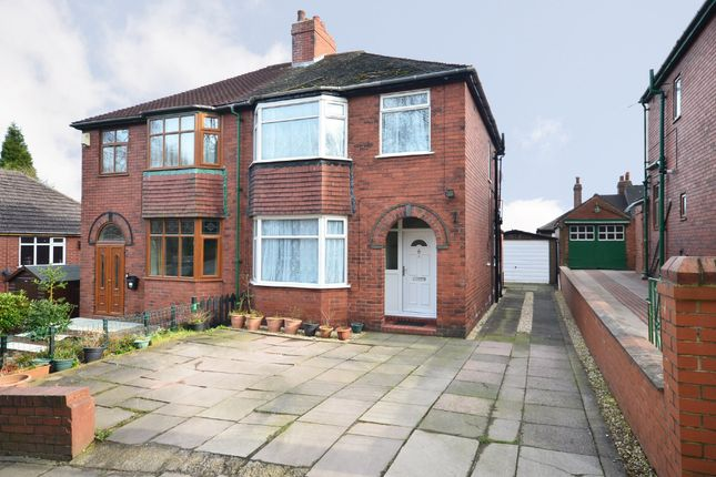 Thumbnail Semi-detached house for sale in Higson Avenue, Penkhull, Stoke-On-Trent