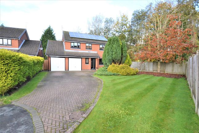 4 bed detached house for sale in Beckside, Tyldesley, Manchester M29