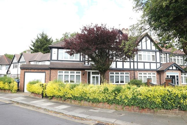 Thumbnail Semi-detached house to rent in Ferrymead Gardens, Greenford, Middlesex