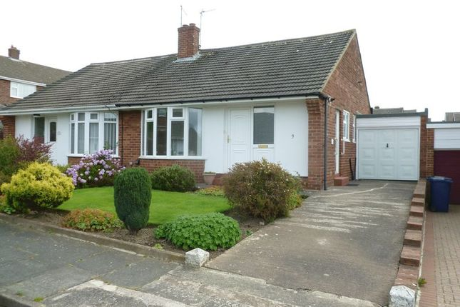 Thumbnail Bungalow to rent in Ainsdale Gardens, Chapel House, Newcastle Upon Tyne