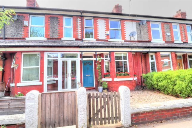 Thumbnail Terraced house for sale in Oswald Road, Chorlton Cum Hardy, Manchester