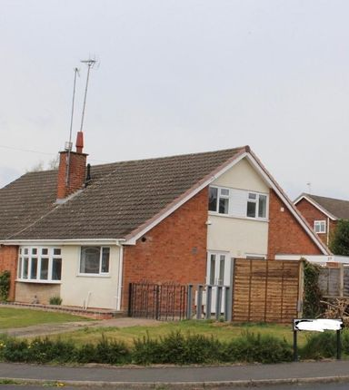 Thumbnail Bungalow to rent in Lyndale Road, Dudley