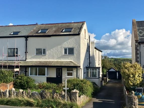 Thumbnail Semi-detached house for sale in The Shore, Bolton Le Sands, Carnforth, Lancashire