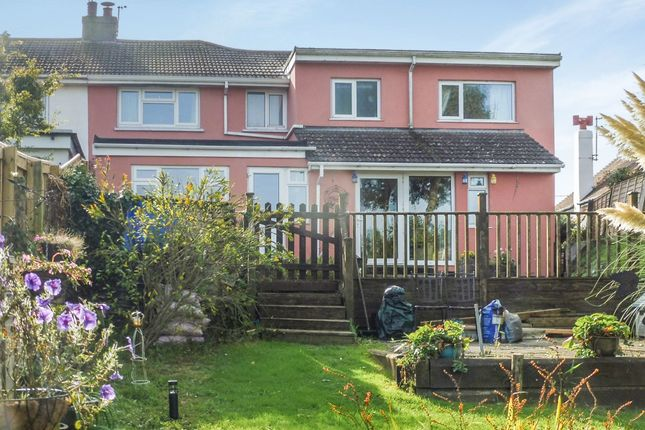 Thumbnail Semi-detached house for sale in Brixham Road, Paignton
