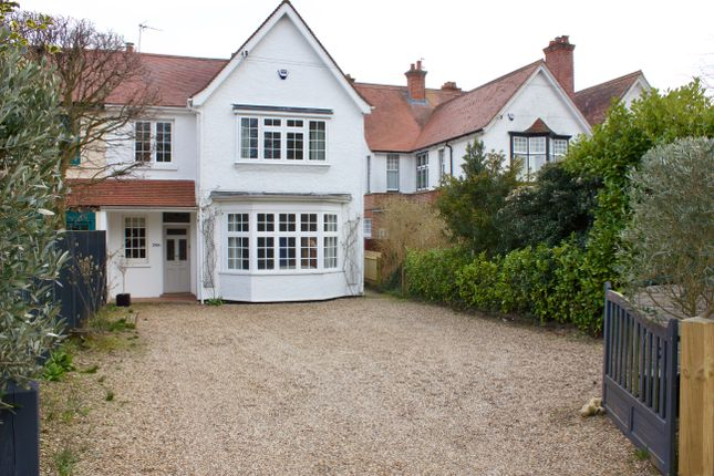 Thumbnail 4 bed semi-detached house to rent in Unthank Road, Norwich