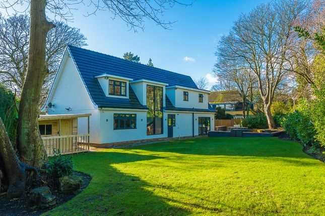 Thumbnail Detached house for sale in Thornhill Close, Granville Park, Aughton, Ormskirk