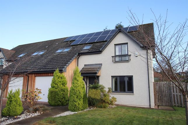 3 bed semi-detached house for sale in 10 School Field Road, Rattray, Blairgowrie PH10