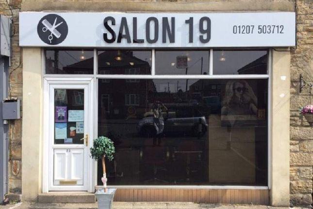 Thumbnail Retail premises for sale in Eden Cottages, Watling Street, Consett