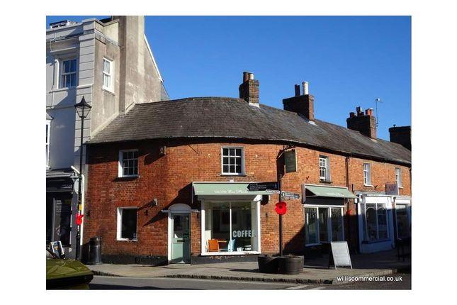 Thumbnail Restaurant/cafe to let in High Street, Wimborne