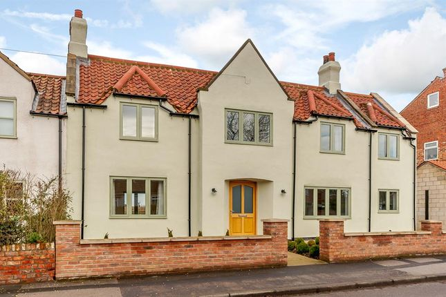 Thumbnail End terrace house for sale in Murton Way, Osbaldwick, York