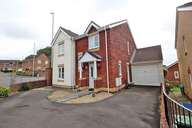 Thumbnail Detached house for sale in Delfryn, Miskin, Pontyclun, Rhondda, Cynon, Taff.