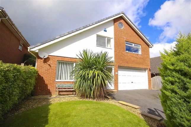 Thumbnail Detached house for sale in The Hynings, Great Harwood, Blackburn