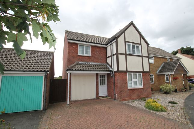 4 bed detached house for sale in Valley Walk, Felixstowe
