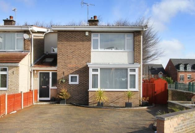 Thumbnail Detached house for sale in Bridle Stile, Mosborough, Sheffield, South Yorkshire