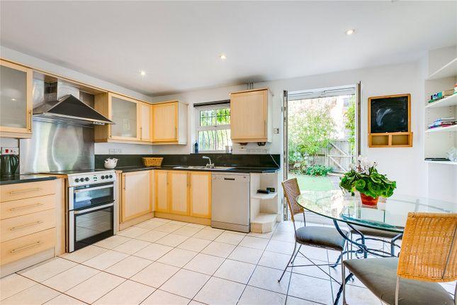 Kitchen of Floris Place, London SW4