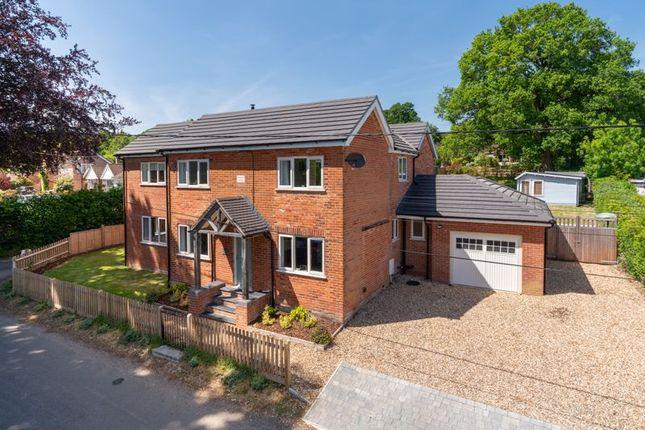 5 Bed Detached House For Sale In Crampmoor Lane Crampmoor Romsey