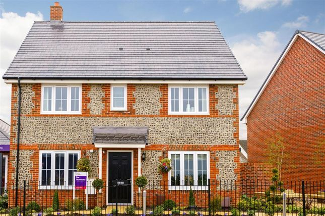 """Thumbnail Detached house for sale in """"The Thornford - Plot 186"""" at Peckham Chase, Eastergate, Chichester"""