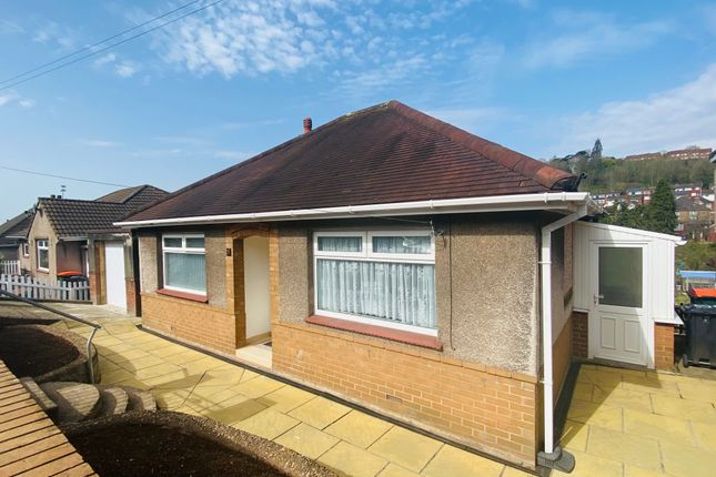 Thumbnail Detached bungalow for sale in East Grove Road, Newport