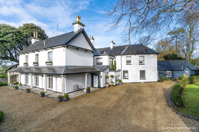 Thumbnail Detached house for sale in Great House, Ffordd-Y-Barcer, Cardiff