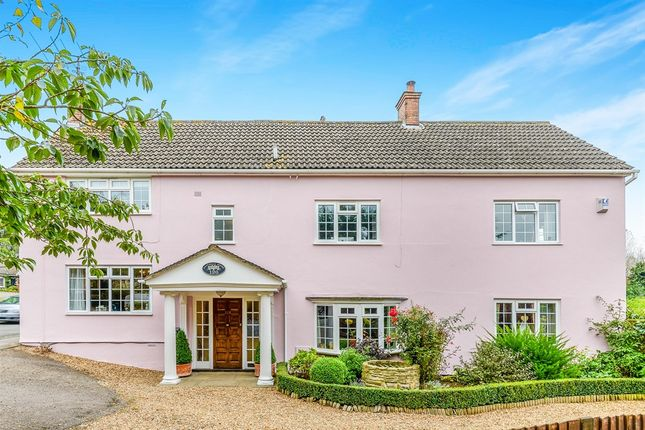 Thumbnail Detached house for sale in High Street, Clophill, Bedford