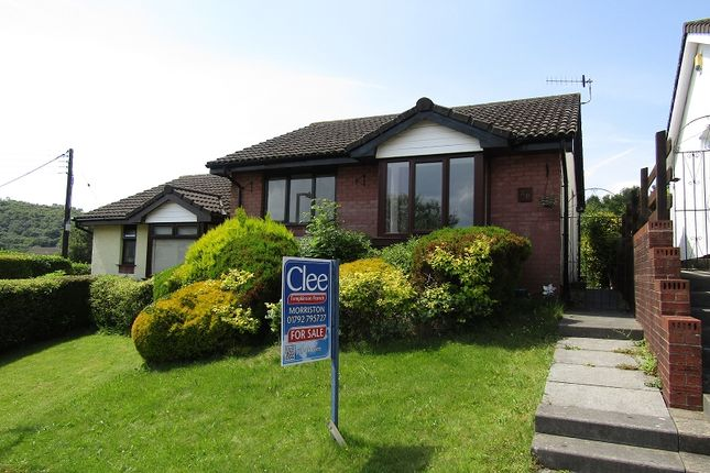 Thumbnail Semi-detached bungalow to rent in Brunner Drive, Clydach, Swansea.