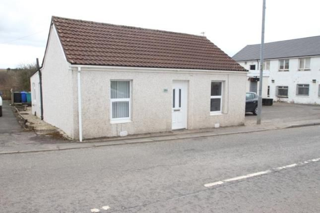 Thumbnail Bungalow for sale in Greengairs Road, Greengairs, Airdrie, North Lanarkshire
