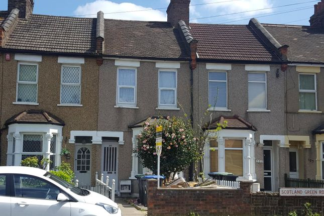 Thumbnail Terraced house for sale in Scotland Green Road, Enfield
