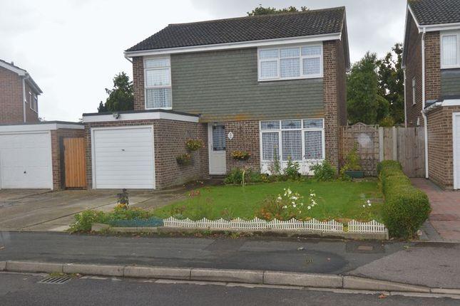 Thumbnail Detached house for sale in Windermere Avenue, Stubbington, Fareham