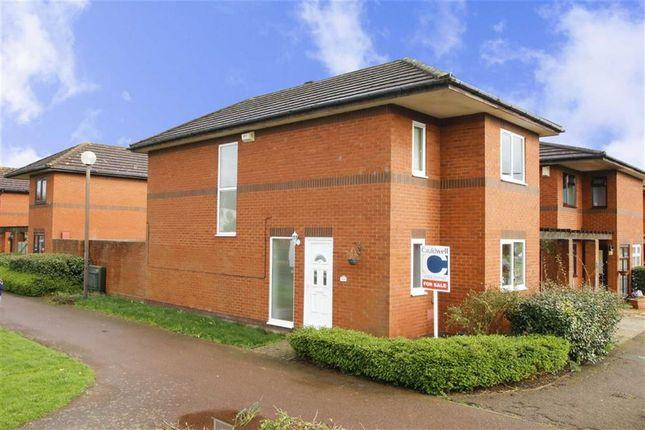 Thumbnail Detached house for sale in Lichfield Down, Walnut Tree, Milton Keynes